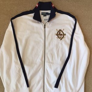 Polo by Ralph Lauren White Jacket